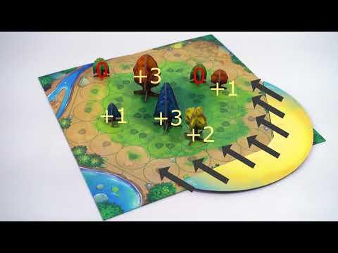 Фотосинтез (Photosynthesis). Обзор настольной игры от компании Стиль Жизни