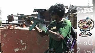 Liberian Civil War (2003) | Footage