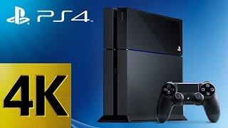PlayStation 4.5 con soporte para juegos en 4K
