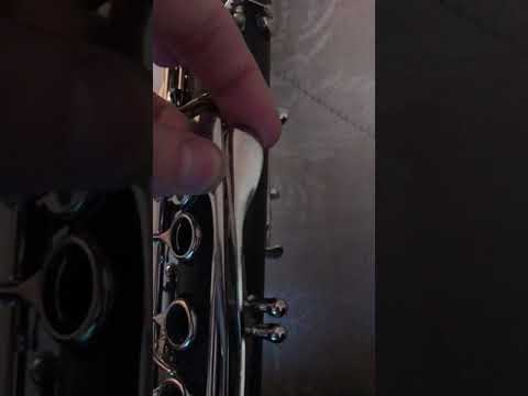Clarinet Problems... 😭😭 the keys are bent