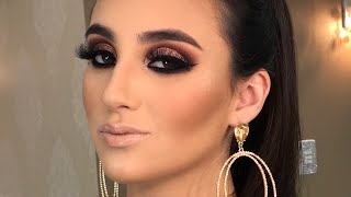 Maquiagem para formanda/madrinha | MAQUIANDO CLIENTE