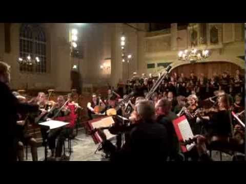 MSV concert 2013 Bach: Trauerode