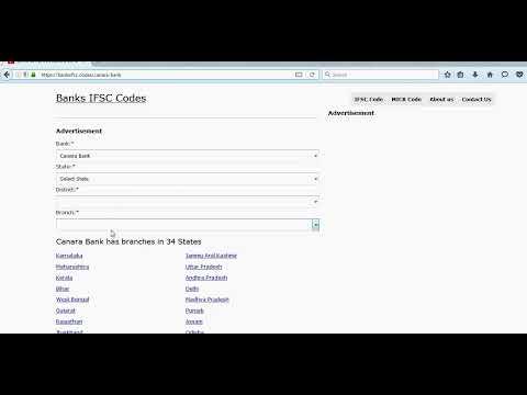 ifsc code canara bank ulsoor branch