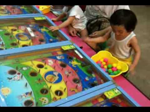 Koay Jess Jo At Pasar Malam Games