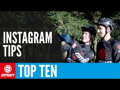 Top Instagram Tips For Mountain Bikers