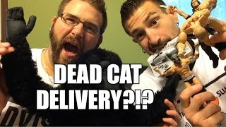 Grim and Duhop UNBOX FAN MAIL! WWE Figures, Posters and Furballs from Nailed it Nation