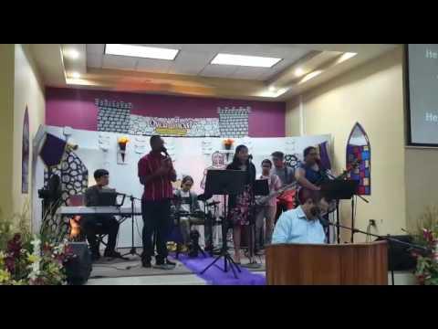 Jesus Messiah piano chords - Gateway Worship - Khmer Chords