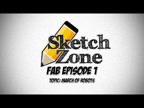Sketch Zone FAB - Fan Art Blast #1