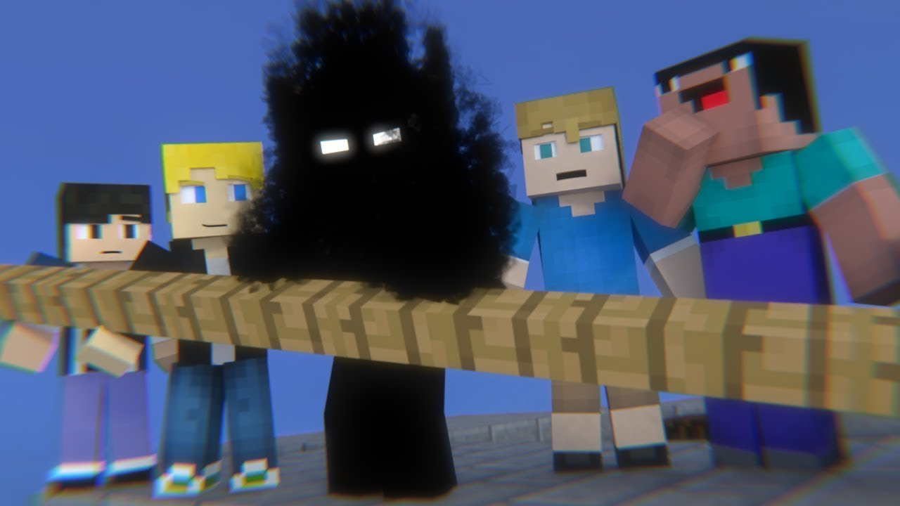 Null Minecraft Animation Skywars Hypixel A Display