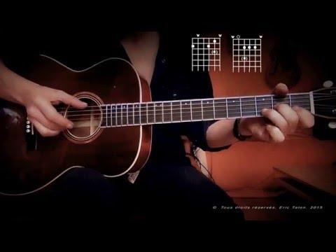 perpetual blues machine - keb mo - fingerstyle - guitar lesson