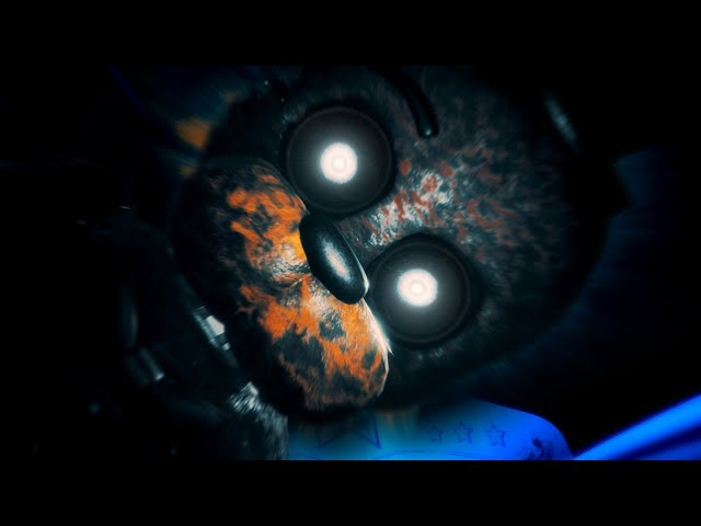 FREDDY WATCHES YOU SLEEP | The Joy of Creation: Story Mode — The ...