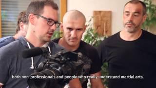 HLOUBKA OSTROSTI - Making of (action short movie) thumbnail