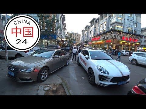 Yiwu 2018 - walk around the city
