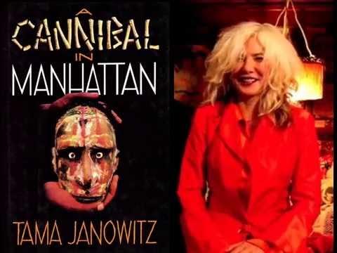 TAMA JANOWITZ - NYC ICON