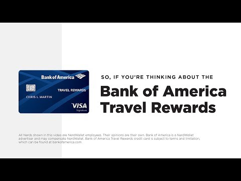 Bank of America Travel Rewards Review