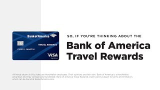 Bank of America Travel Rewards Review Video