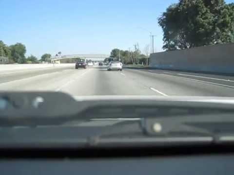 Long Beach, California - 605 Freeway