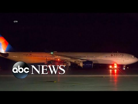 Flight forced to make emergency landing: 'We lost an engine'