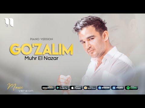 Muhr El Nazar - Go'zalim piano version