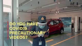 Covid19 precautionary video