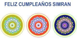 Simran   Indian Designs - Happy Birthday
