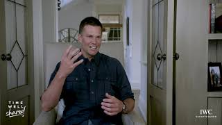 Tom Brady X IWC - Time Well Shared Interview