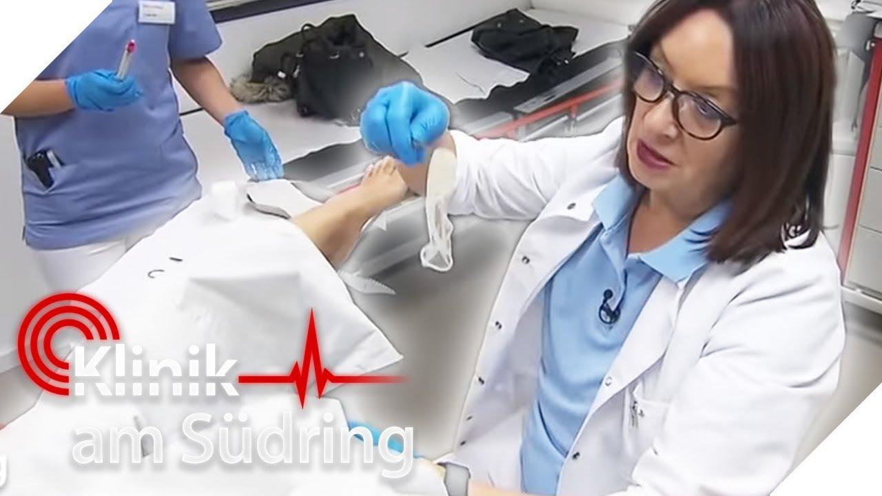 Schwanger trotz Kondom? Ärztin findet es IN ihr!   Klinik