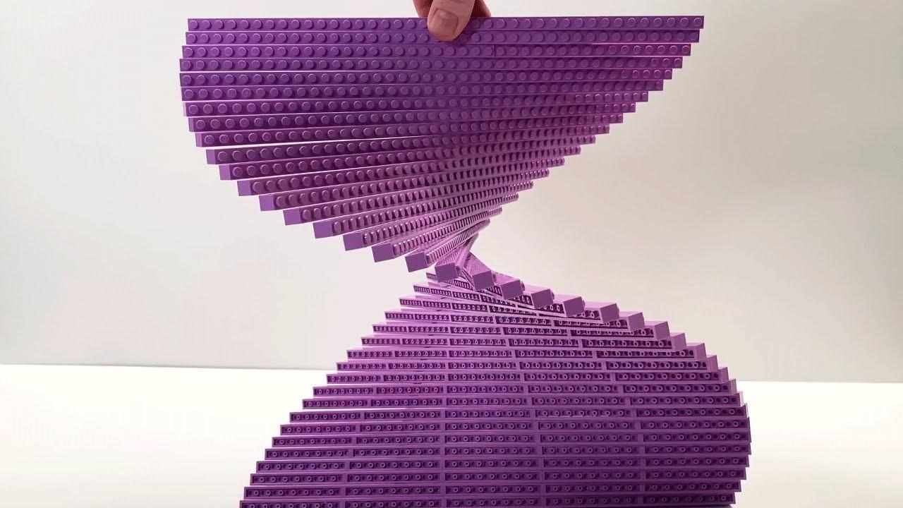 DOBLANDO LEGOS