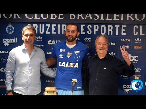 TV Máfia Azul - Apresentação Hernán Barcos