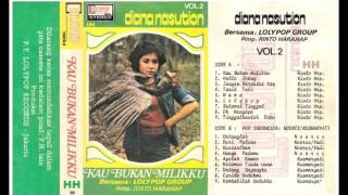 Gambar cover Diana Nasution - Kau Bukan Milikku