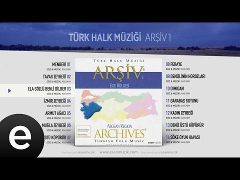 Ela Gözlü Benli Dilber (Türk Halk Müziği) Official Audio #elagözlübenlidilber #türkhalkmüziği