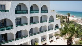 Тунис отели.Hotel Marhaba Beach 4*.Обзор