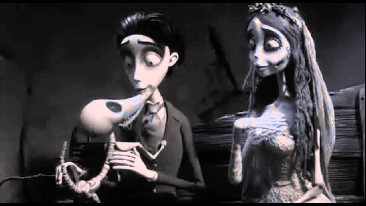 Nightmare before Christmas, Frankenweenie and Corpse Bride - Mixed ...