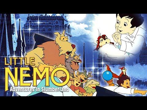 Little Nemo: Adventures in Slumberland trailer