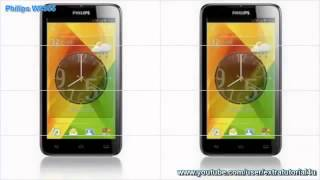Philips W8355 UNVEILED 53 inch, 1 GHz, Android 4.0.4, Features & More!87