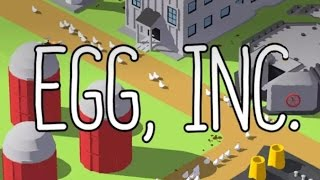 Egg Inc. cheat NO HACKS! Works on ALL iOS and Android devices