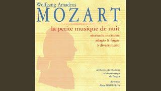 Eine kleine Nachtmusik, K. 525: III. Menuetto. Allegretto