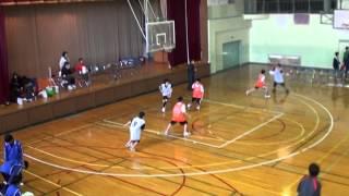 六郷中学校男子バスケ部