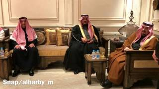 نقاش بين أمير الرياض ومواطن حول أضرار الكسّارات.. الأخير: أنت ابن سعود والأمير يرد: النظام فوق الجميع (فيديو)