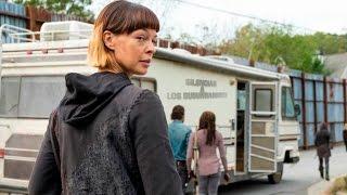 ¿Los susurradores ya aparecieron en la serie? - The Walking Dead
