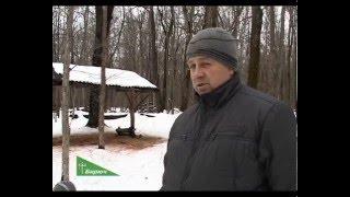 Охотничье хозяйство Красногвардейского района. 02.02.2016