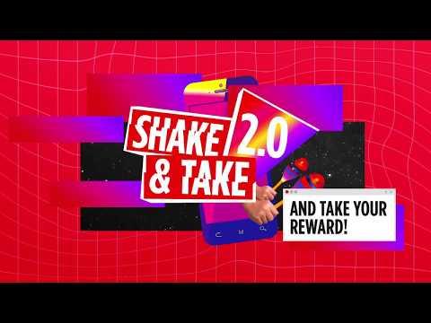 Shake&Take 2.0. Croatia Effie 2018. finalist