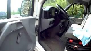 Solution au clignotement du voyant de préchauffage sur VW LT28 de 2003
