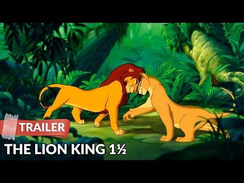 The Lion King 1½ 2004 Trailer | Nathan Lane | Julie Kavner