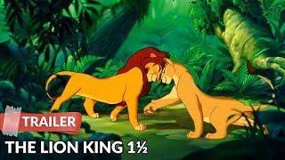 The Lion King 1½ 2004 Trailer   Nathan Lane   Julie Kavner