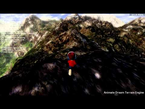 Progressive Terrain Engine for Panda3d