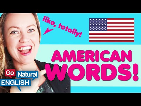 15 AMERICAN WORDS & PHRASES (How To Pronounce Them With An American Accent!) | Go Natural English