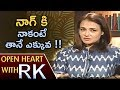 Amala Akkineni On Disputes In Her Family Life | Open Heart With RK | ABN Telugu
