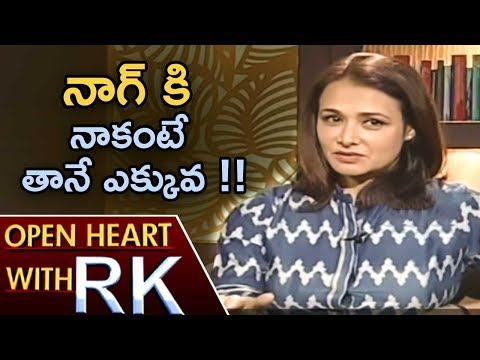 Thumbnail: Amala Akkineni On Disputes In Her Family Life | Open Heart With RK | ABN Telugu