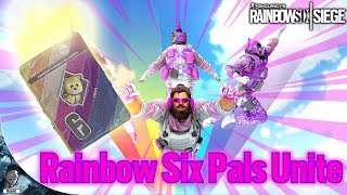 Opening All NEW April Fools Day Event Packs in Rainbow Six